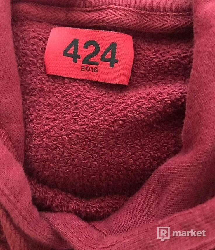 Fear of God x 424 Hoodie