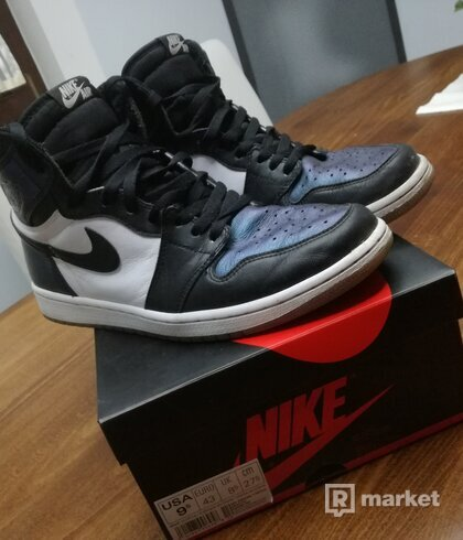 "Air Jordan 1 ""All Star"""
