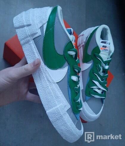 Nike blazer x sacai