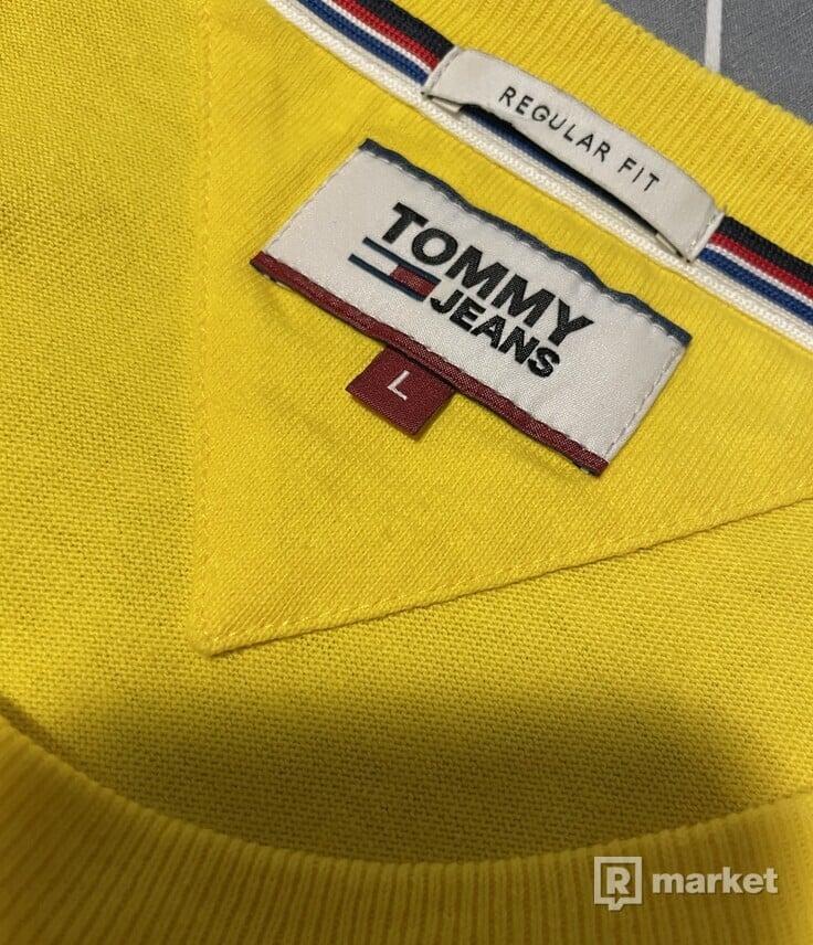 Tričko Tommyjeans size L
