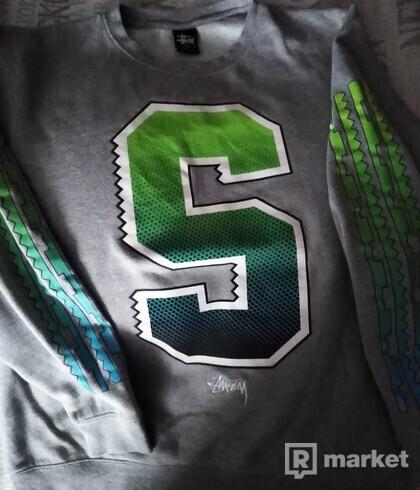 Stussy S Logo Hoodie