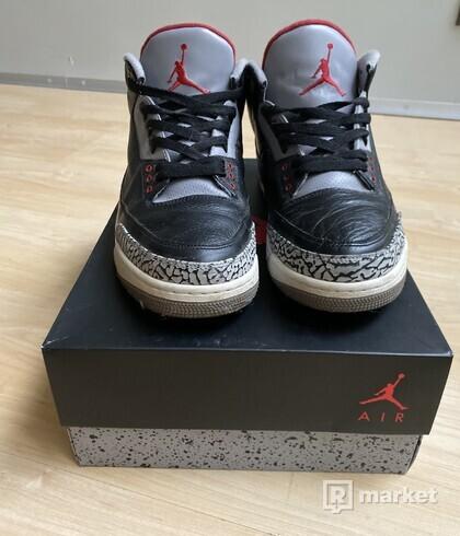 Jordan retro cement 3