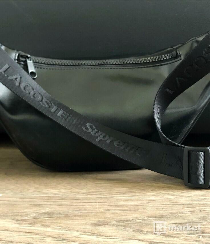 SUPREME x LACOSTE Waist Bag