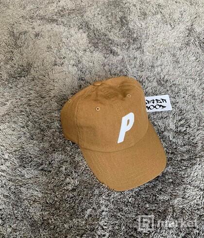Palace P 6-panel (SS20) cap