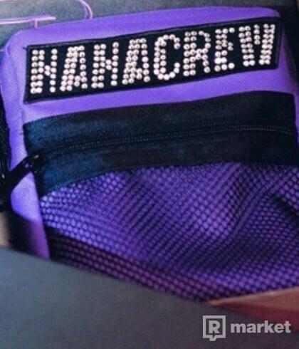 HAHACREW SWAROWSKI SHOULDERBAG