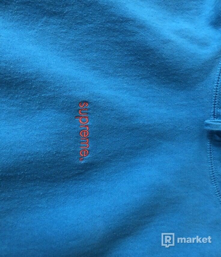 Supreme trademark hoodie