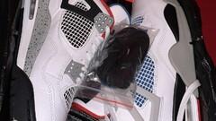 Air Jordan retro 4 What The 44 DS