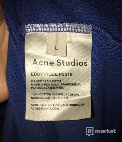 ACNE STUDIOS Eddy Pique tee