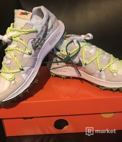 Nike x OffWhite Terra kiger 5