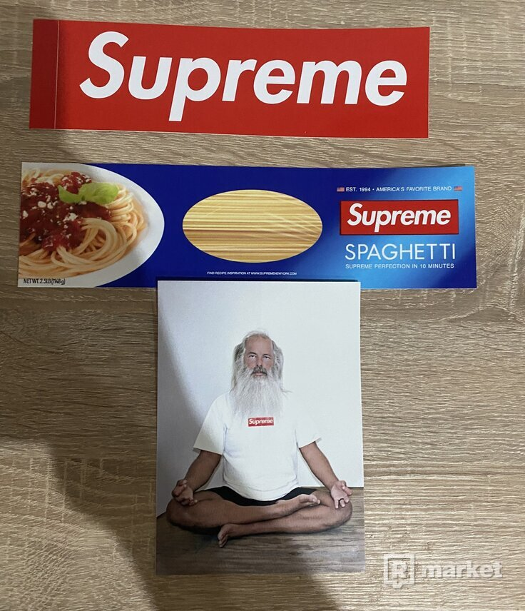 Predam Supreme nálepky