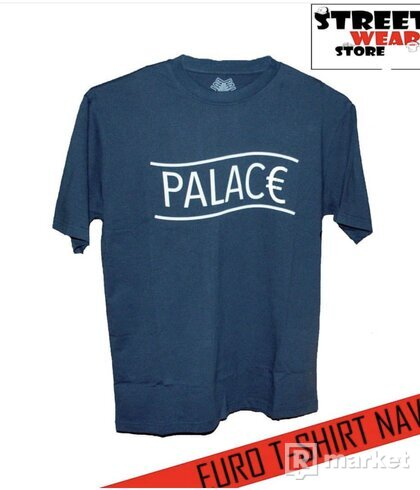 Palace EURO T-Shirt Navy