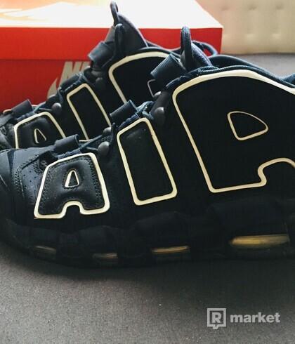 Nike Uptempo Obsidian