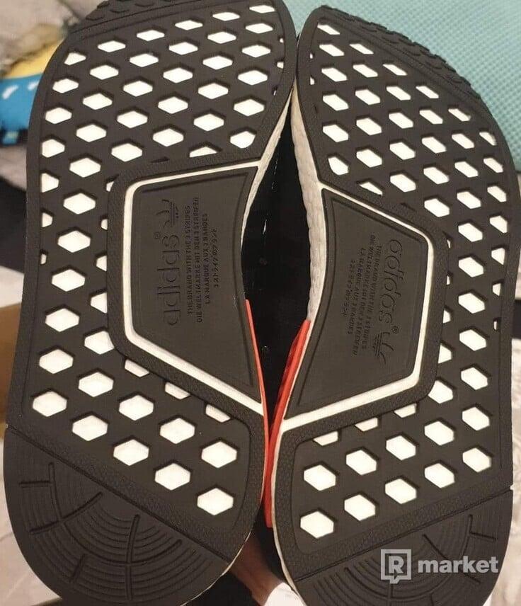 Adidas NMD R1 OG Primeknit DS size 45 1/3