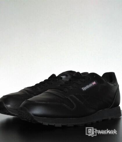 Reebok Classic Leather - Black