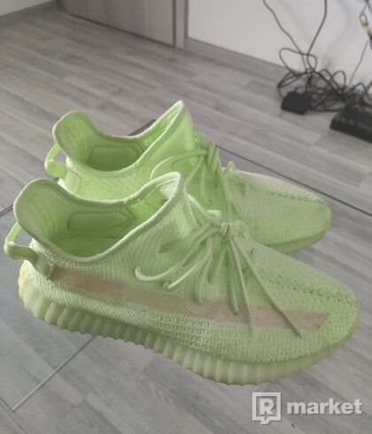 Adidas yeeze glow in the dark