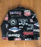 Supreme x Trasher Work Jacket