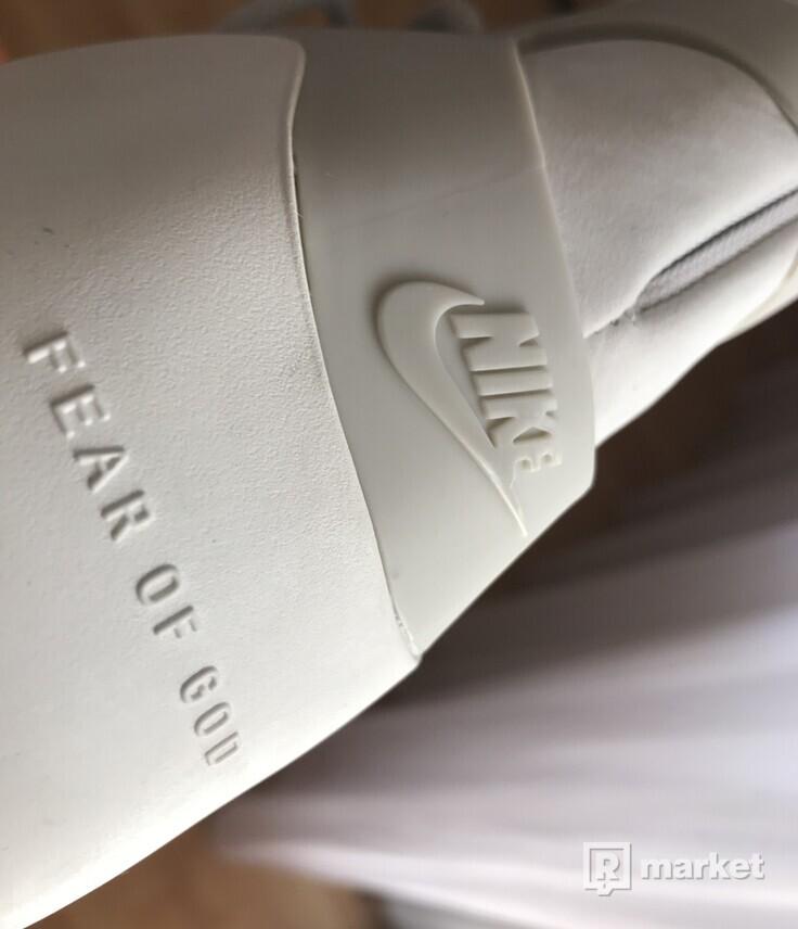 Nike Fear of God 1 Light Bone BNIB