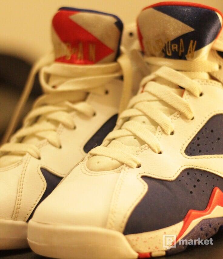 Air Jordan 7 Retro Og Olympic Alternate