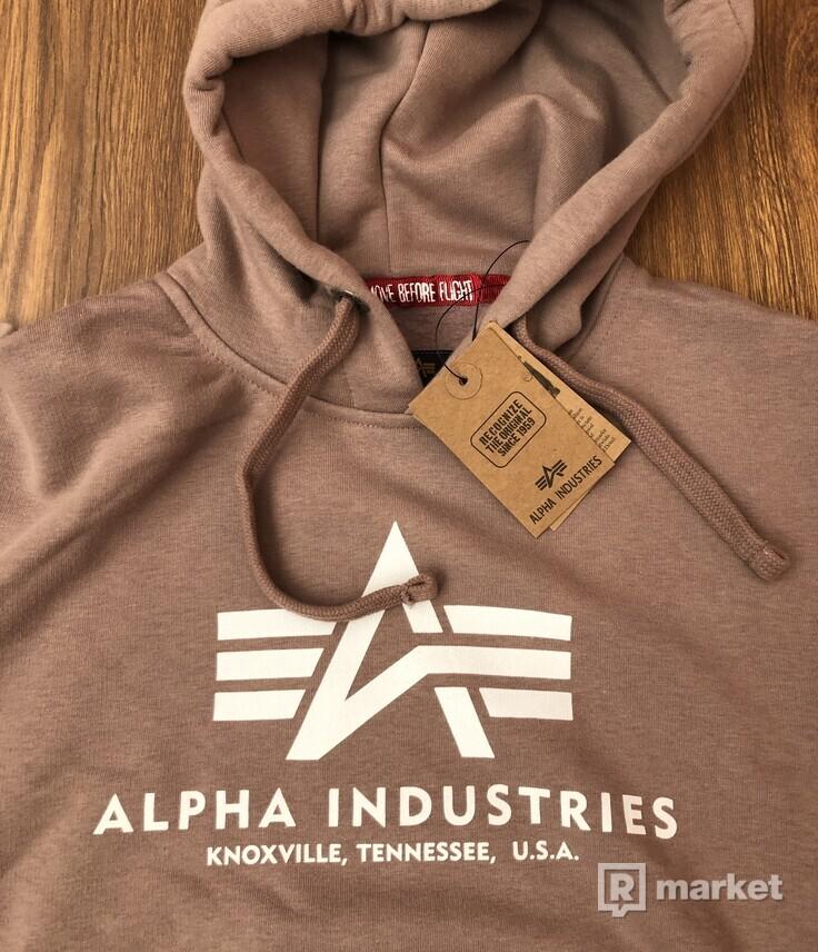 Panska mikina Alpha Industries
