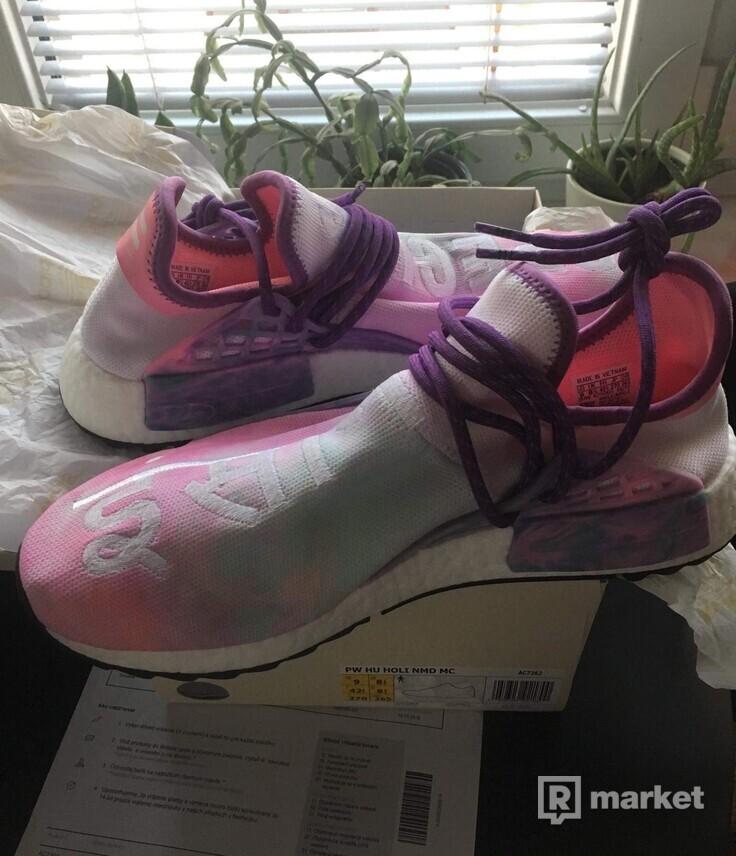 Adidas nmd pink holi