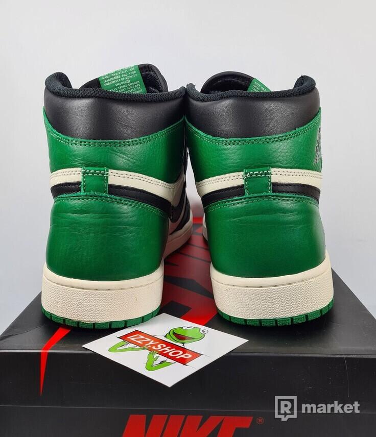 JORDAN 1 HIGH PINE GREEN 1.0