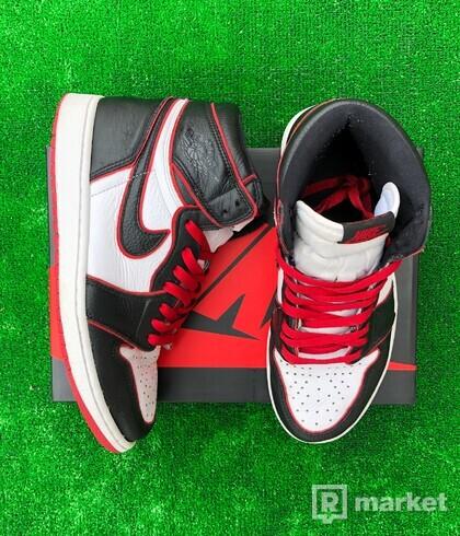 Nike Air Jordan 1 High Bloodline