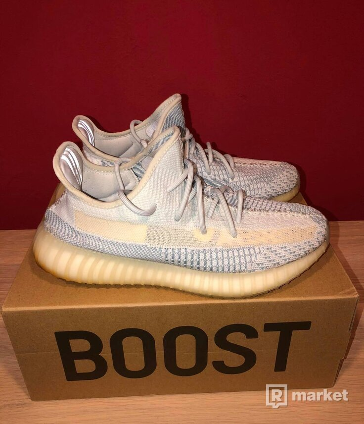 Adidas Yeezy 350 V2 Cloud White