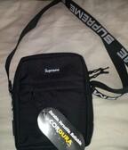 Supreme shoulderbag ss18 black