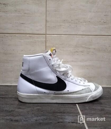 Nike Blazer Vintage 77 Black/White