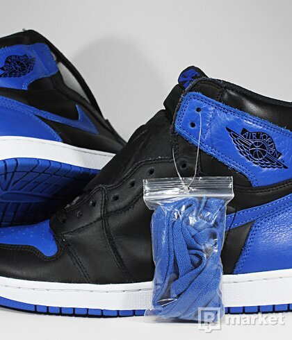"Air Jordan Retro 1 High OG ""Royals"" 2017"