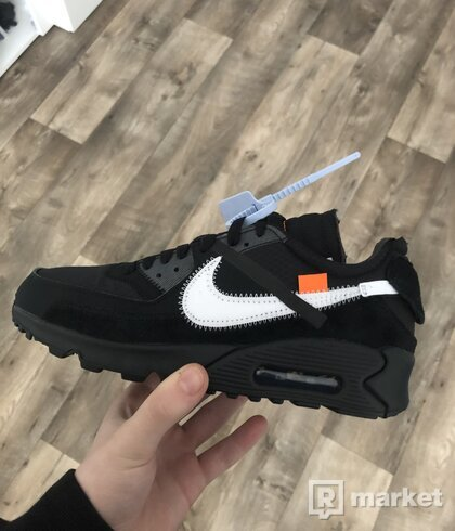 OFF WHITE X NIKE AIRMAX 90!!! (Very limited)