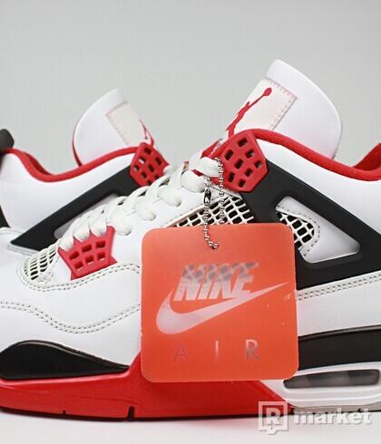 """Air Jordan Retro 4 OG """"Fire Red"""""""