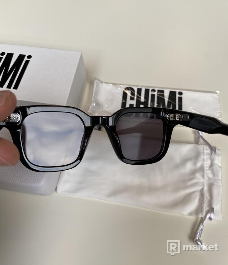 Chimi #004 Berry sunglasses