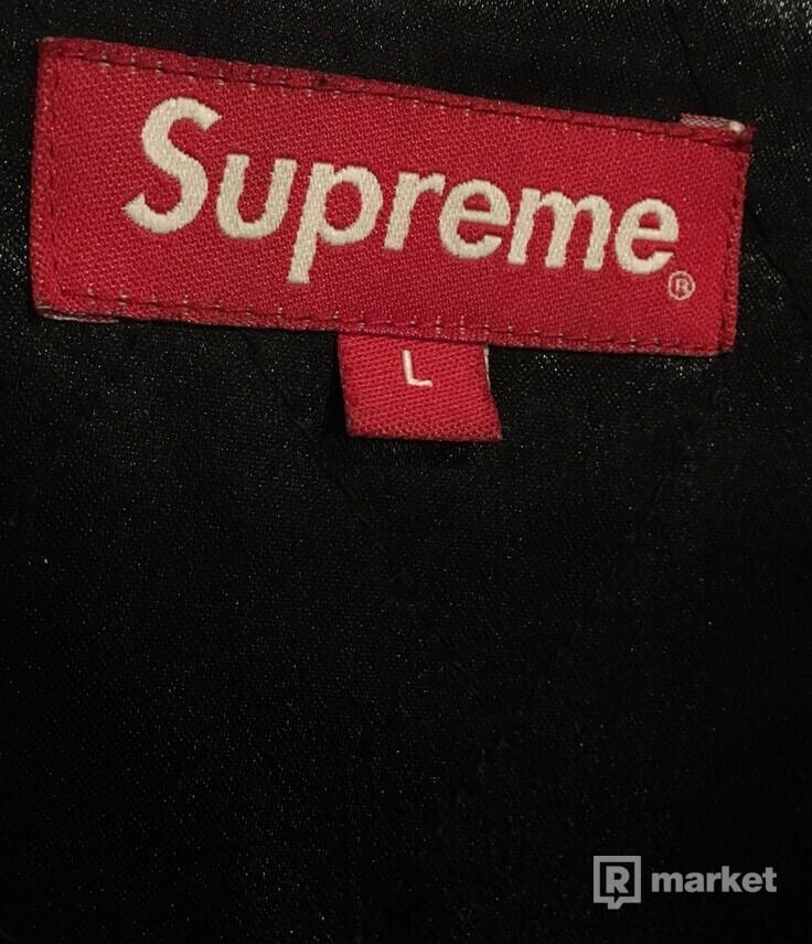 Supreme Faux Fur Jacket