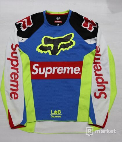 Supreme x fox Jersey Multicolor
