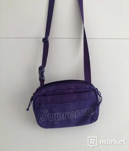 Supreme Shoulder Bag purple