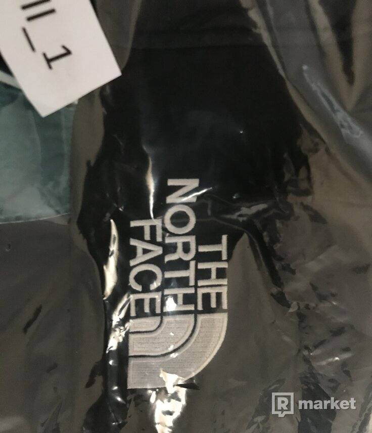 Supreme The North Face Statue of Liberty Baltoro Jacket - Black M