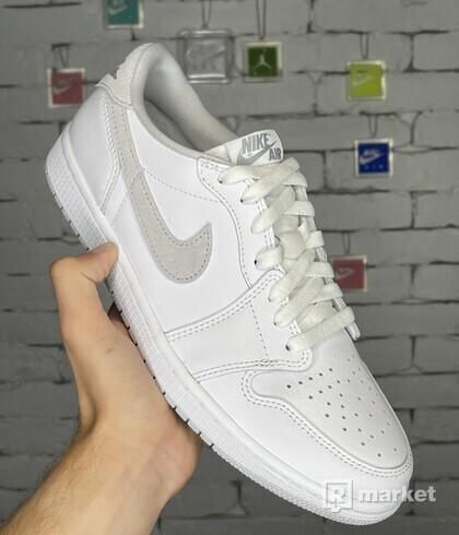 Nike Jordan 1 Low Neutral Grey