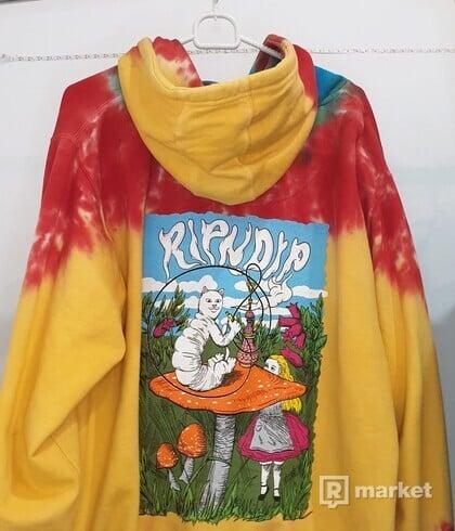 RIPnDiP nermal in wonderland hoodie