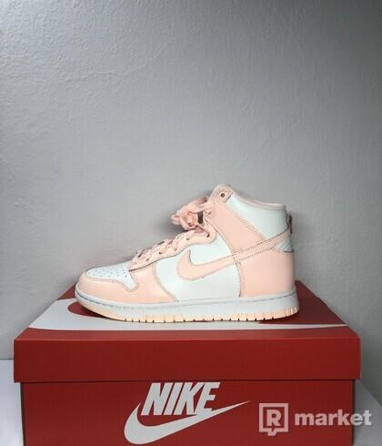Nike dunk high Crimson Tint (W)