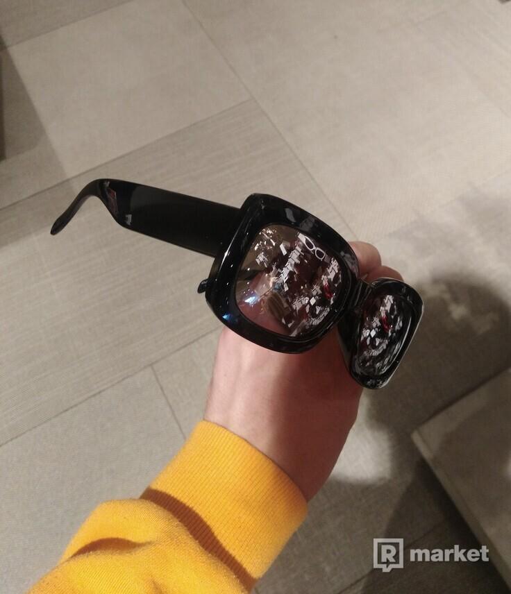 Vintage slnečné okuliare