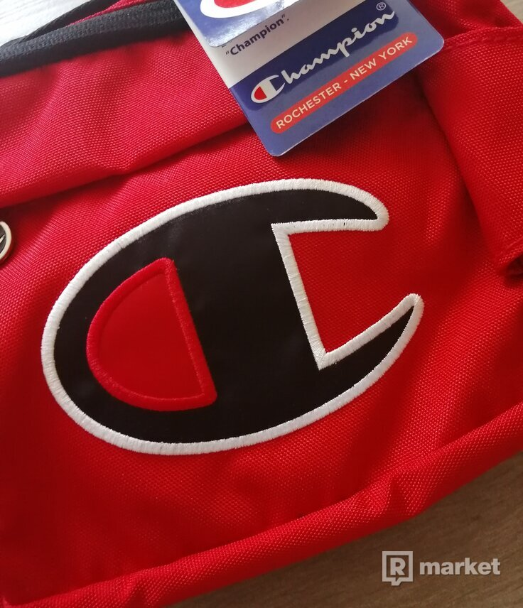 Champion Rochester Belt Bag - Red