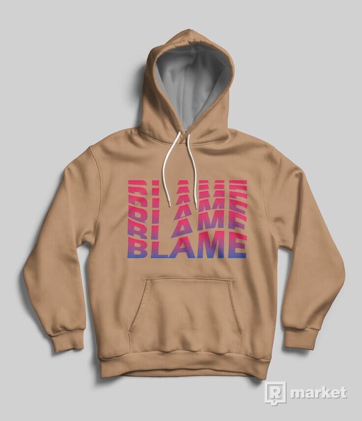 Blame hoodie