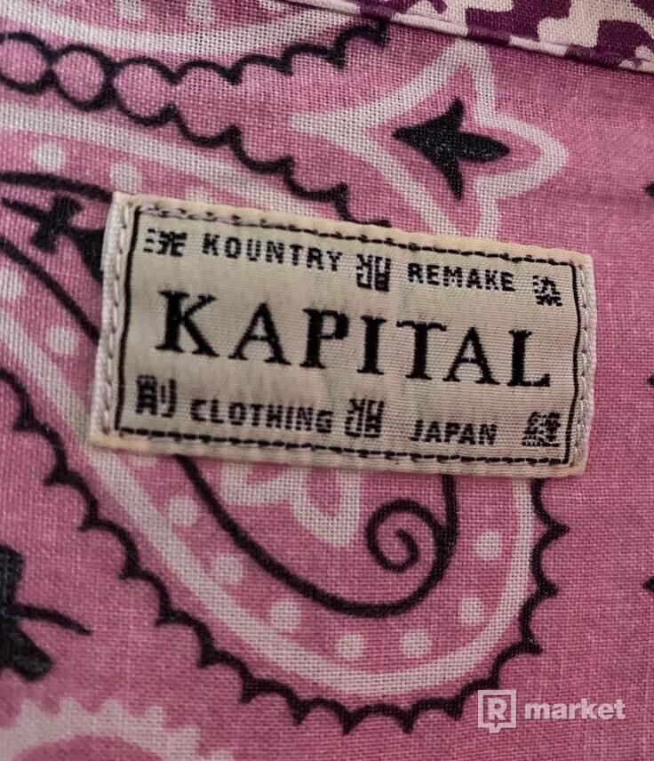 Kapital Bandana Jacket