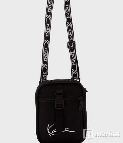 Karl Kani Signature Shoulder Bag
