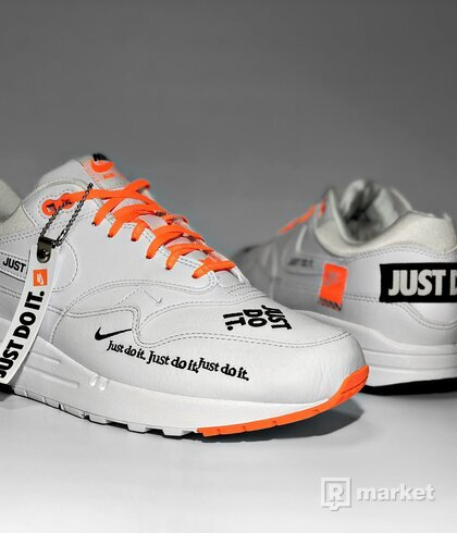 """Nike Air Max 1 LX """"Just Do It"""" 2018"""