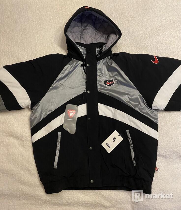Nike x Supreme Puffy Jacket