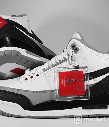 "Air Jordan Retro 3 NRG ""Tinker"""