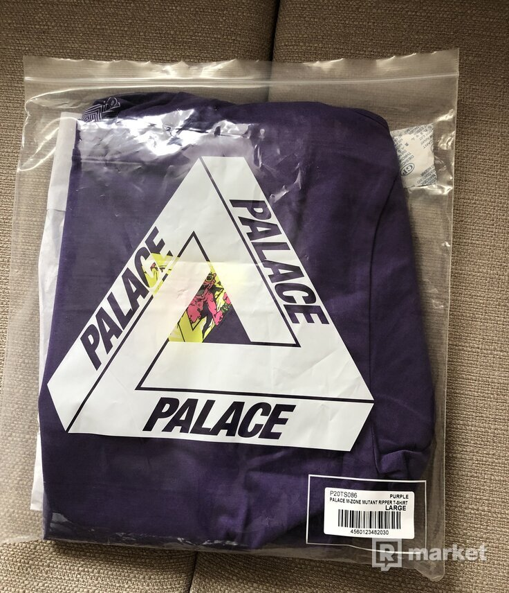 Palace Ripper m zóne tee