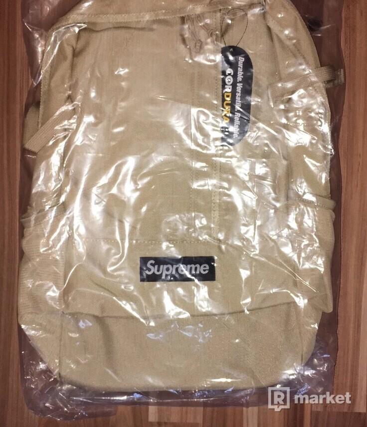 Supreme Backpack S/S 18